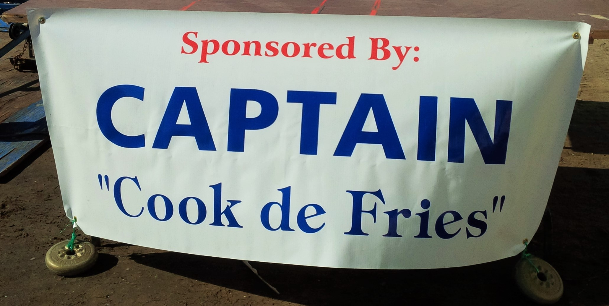 Captain Cook de Fries